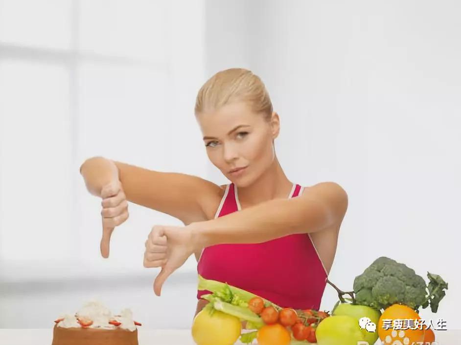 模特该怎样做到减肥无压力我亲身经历告诉你如何减肥0